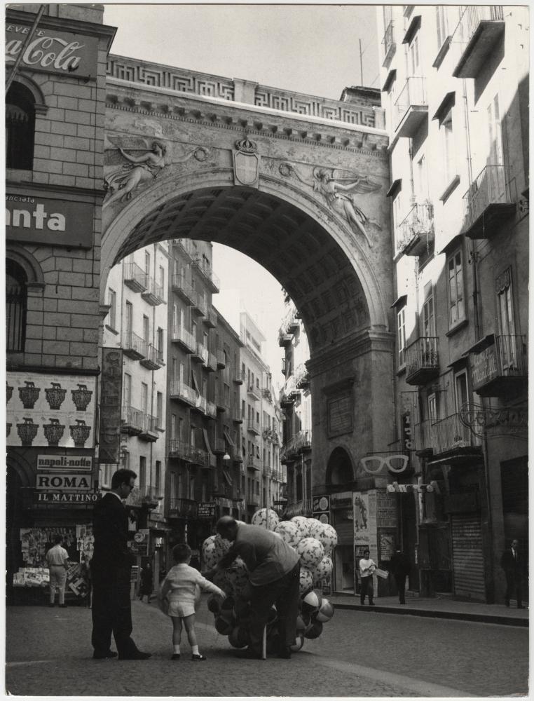 Napoli, Ezio Quiresi, 1961
